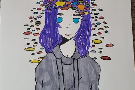 Bryanna Renquifo / Age 14 / Manchester